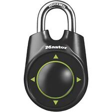 Master Lock Speed Dial Combo Padlock