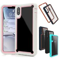 For Samsung Galaxy A11 A21 A10e A20 A70 Shockproof Rugged Heavy Duty Case Cover