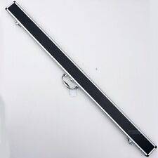Stylish Aluminium 3/4 Jointed Hard Case for 2 Piece Pool Snooker Cue Flight Type
