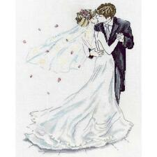 Design Works Cross Stitch Kit - Wedding Couple