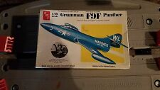 AMT Grumman F9F Panther Plastic Model Kit 1/48 Scale Kit# T643