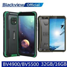 Blackview BV4900 BV5500 Rugged Smartphone Handy ohne Vertrag IP68 Robust Android
