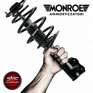 KIT 4 AMMORTIZZATORI MONROE ALFA ROMEO 147 1.9 JTD DAL 2001 (ANT + POST)