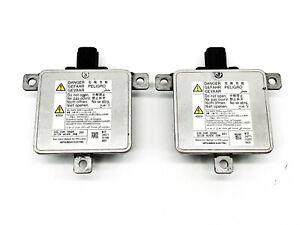2x OEM Mazda 3 CX5 CX9 Xenon H I D Ballast HID Control Unit Module Computer