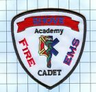 Fire Patch -Ehove Fire Academy Cadet