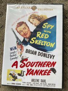 A Southern Yankee DVD Warner ArchiveEdward Sedgwick, Red Skelton