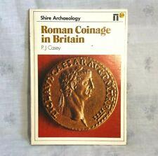 1980 römische Münzen in Großbritannien Buch von P. J. Casey Auenland Archäologie