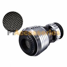 360° Rotate Swivel Faucet Nozzle Filter Water Saving Aerator Faucet Head Kitchen