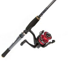 Abu Garcia 6'6 ft Salty Fighter 1-3 kg 2pc Fishing Rod Reel Combo + Blackmax 20