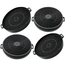 BAUMATIC TON6SS pour Hotte de Cuisinière Anthracite Carbone Vent Filtre 484000008579 210x30mm