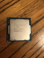 Pre Owned Intel Core i5-7600K 3.80GHz SR32V