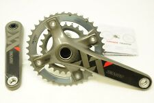 SRAM XX TRUVATIV 2 x 10 GXP doppio chainwheel pedaliera in 26/39T 170 mm 156 Q FACTOR