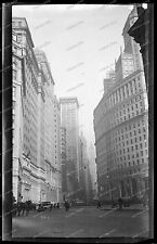 Vintage-Negativ-Manhatten-New-York-USA-Broadway-Standard Oil Building-1920s-1