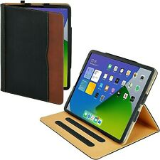 iPad Case Pro 12.9 3rd Gen Soft Leather Magnetic Smart Cover Wallet for Apple