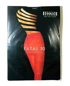 New WOLFORD Fatal 50 Tights - Mocca