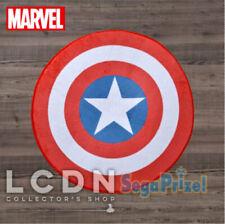 Marvel Captain America premium shield design Mat Carpet 70cm japanese Sega Prize