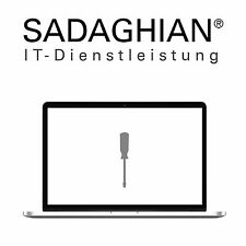Macbook Laptop Wasserschaden Wasser Tastatur Flüssigkeit Defekt Diagnose Analyse