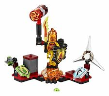 LEGO Nexo Knights 70339 Ultimate Flama Building Kit