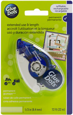 Glue Dots Permanent gluetape 72 feet