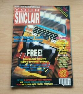 Your Sinclair - October 1990 - Number 59 - No cassette