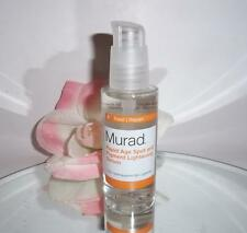 Murad Rapid Age Spot & and Pigment Lightening Serum Gel 1oz Skin Lightener 08/18