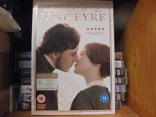 Jane Eyre (DVD, 2012) new and sealed