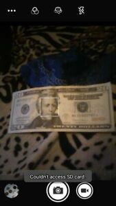 20 dollar bill star note 2013