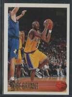 1996-97 TOPPS ROOKIE KOBE BRYANT RC #138