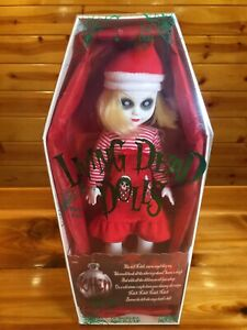 Mezco Living Dead Dolls CHRISTMAS Exclusive NoHell NEW SEALED 2010 LDD Hot Topic
