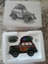 Dept 56, Heritage Village Collection, City Taxi