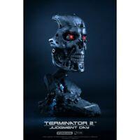 Terminator Lifesize endo bust scale 1:1 Pure arts wal mountable sideshow prime 1