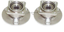 SMART CAR CITY CABRIO ROADSTER FOR TWO 1998-2004 REAR 2 WHEEL BEARING HUB KITS
