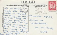 Mr & Mrs Eyers, Silver Street, Alderbury, Wiltshire 'Pauline & John' 1962 JZ3.4
