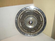 """BUICK ELECTRA LESABRE WILDCAT 15"""" WIRE Hubcap Hub Cap Vintage FREE SHIPPING"""