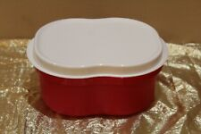 New Tupperware 3Qt Ham Poultry Bread Keeper Pastry Server Storage Container