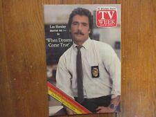May-1985 Philadelphia TV Maga(LEE HORSLEY/WHEN DREAMS COME TRUE/HEATHER LOCKLEAR