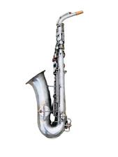 Alto Saxophone Buescher True Tone Silver Plated vintage 1923