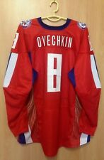 RARE RUSSIA NATIONAL TEAM ICE HOCKEY SHIRT JERSEY *BNWT* ALEXANDER OVECHKIN #8