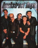 BACKSTREET BOYS 1998 BACKSTREET BOYS TOUR CONCERT PROGRAM BOOK / NMT 2 MINT