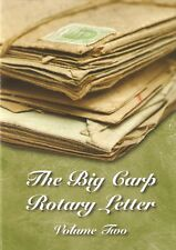 MAYLIN ROB FISHING BOOK THE BIG CARP ROTARY LETTER VOLUME TWO 2 II hrdbk BARGAIN