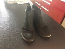 New look boots in black size 6 .fab for stage or fancy dress