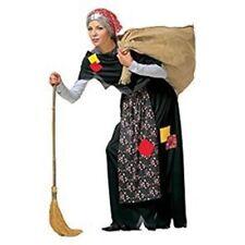 Costumi e travestimenti gialli acrilici per carnevale e teatro dalla Spagna