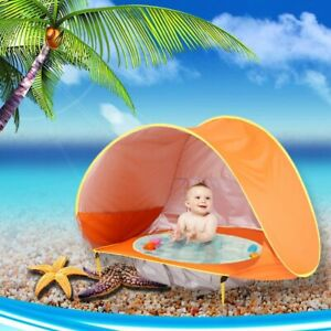 Foldable Portable Baby Kid Beach Tent Children Waterproof Pop Up sun Pool Tent