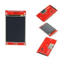 240x320 SPI TFT LCD Berühren Abdeckung Seriell Hafen Modul 2.8 Zoll PCB ILI9341