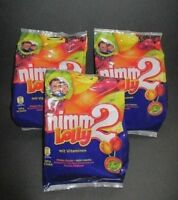 3 x 120g Bags Storck nimm2 Lolly Lollipop with vitamins New from Germany