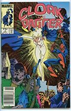Cloak and Dagger 1985 series # 3 Canadian variant very good comic book