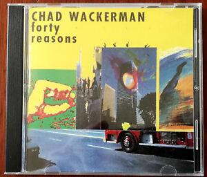 Chad Wackerman  Forty Reasons CD – Allan Holdsworth – CMP CD 48 – Ex