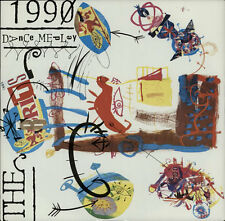 """VARIOUS ARTISTS - THE BRITS 1990 ( DANCE MEDLEY ) 7"""" VINYL SINGLE PICTURE SLEEVE"""