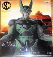 Banpresto Dragonball Dragon ball Kai Z BIG SCultures 4 Cell End Figure