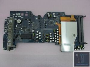 """iMac G5 20"""" Logic Board 2.0GHz 661-3613 820-1747-A *As Is Powers On No Video*"""